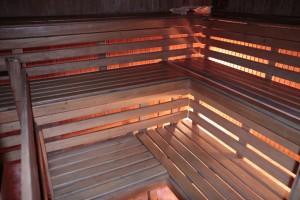 sauna sucha